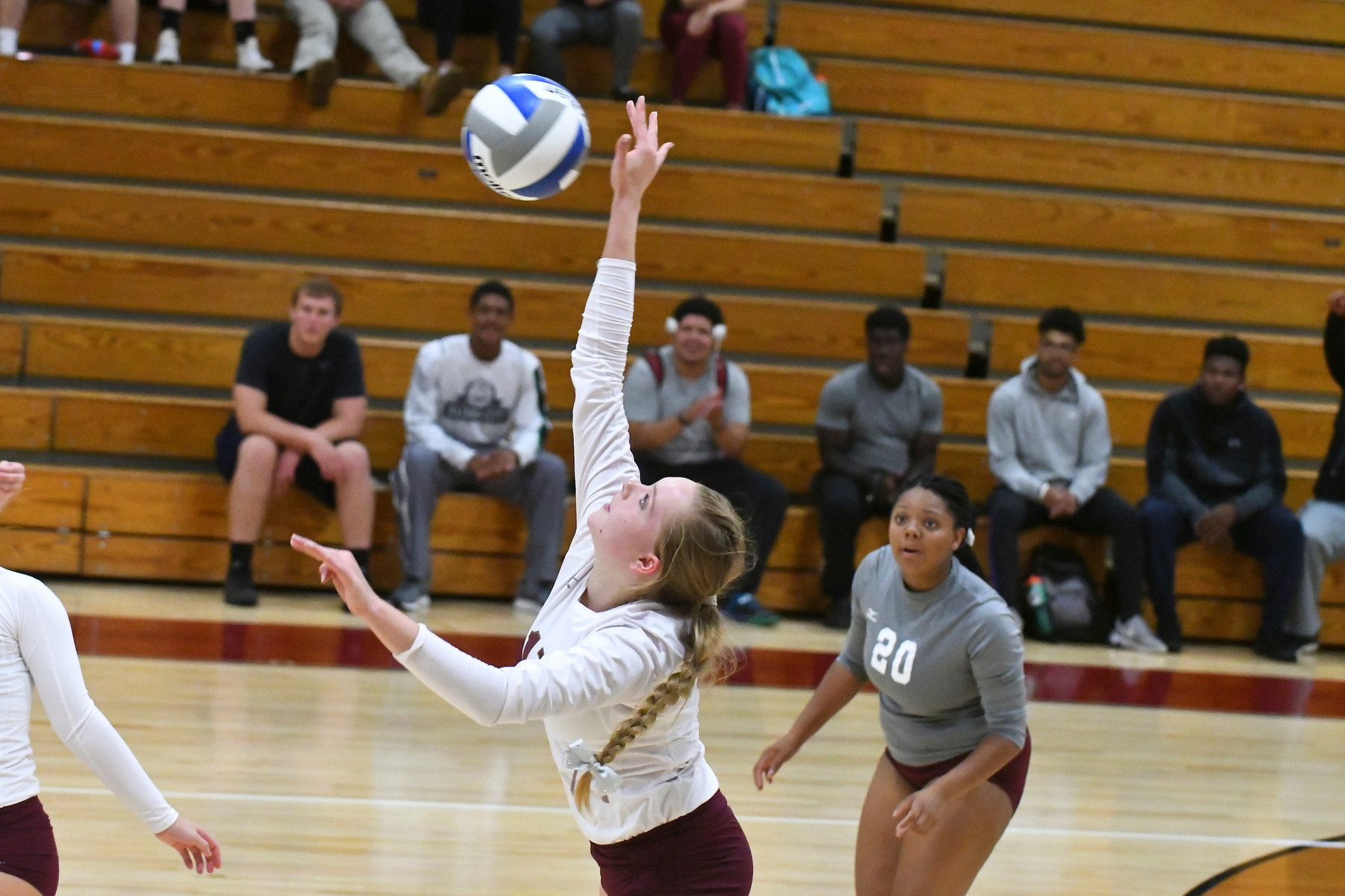 Volleyball: Norwich takes GNAC match from Saint Joseph's, 3-1