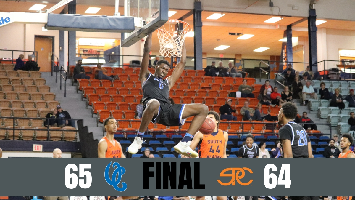 Wranglers take down South Plains 65-64 in OT