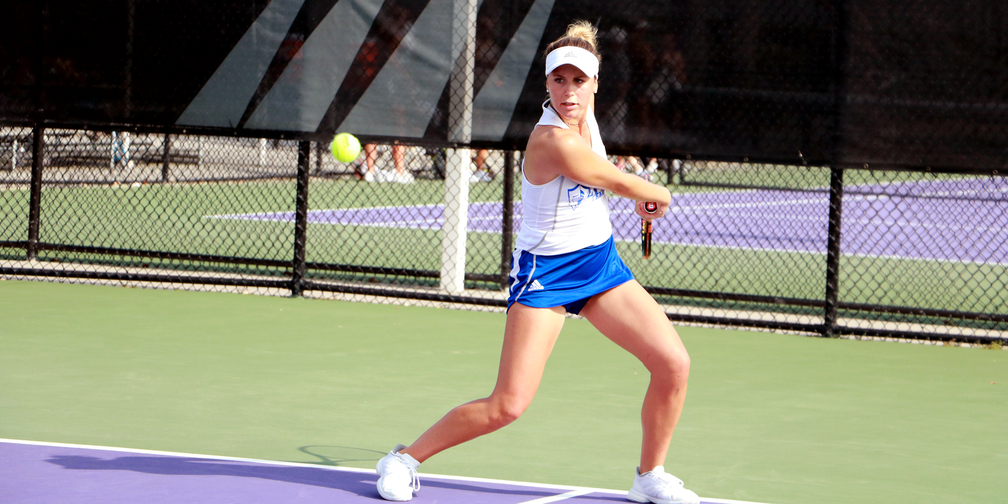 Women's Tennis Opens up Play at ITA Regional