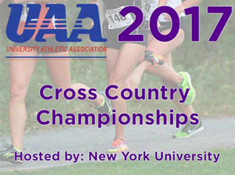NYU to Host UAA Cross Country Championships on Saturday