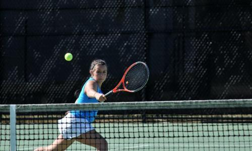 Women's Tennis Conclude Regular Season, Head Into GNAC Playoffs