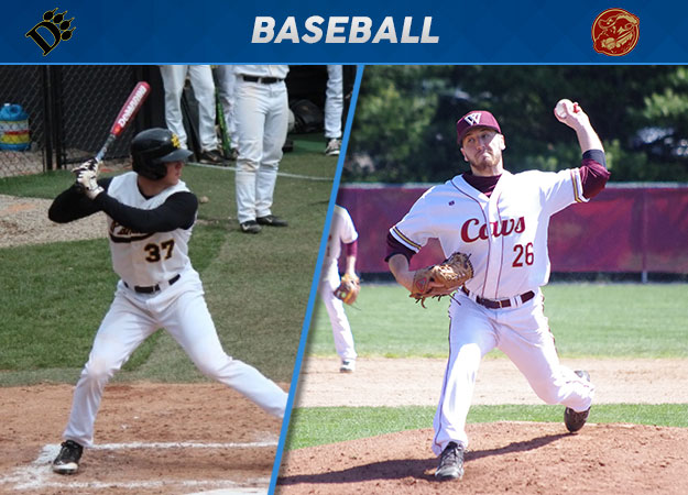 Ohio Dominican's Childers, Walsh's Iosue Land GLIAC Baseball Player of the Week Honors