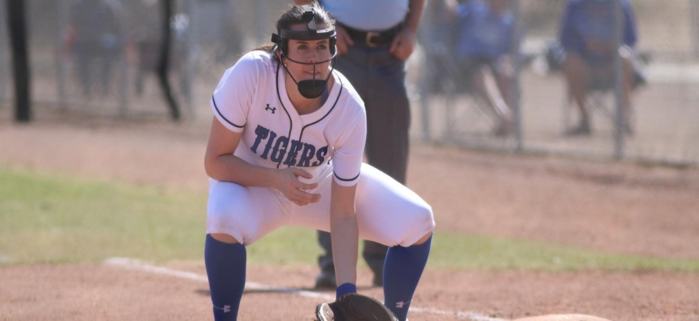 Severance concludes record-setting career with DWU softball
