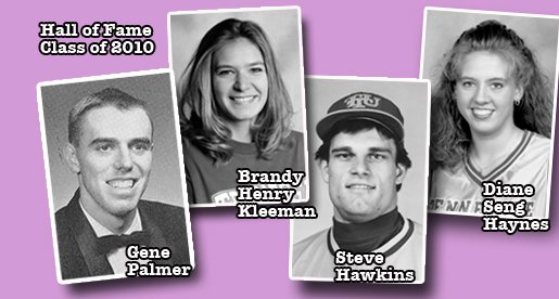 Four selected for induction into Tech Sports Hall of Fame Nov. 12