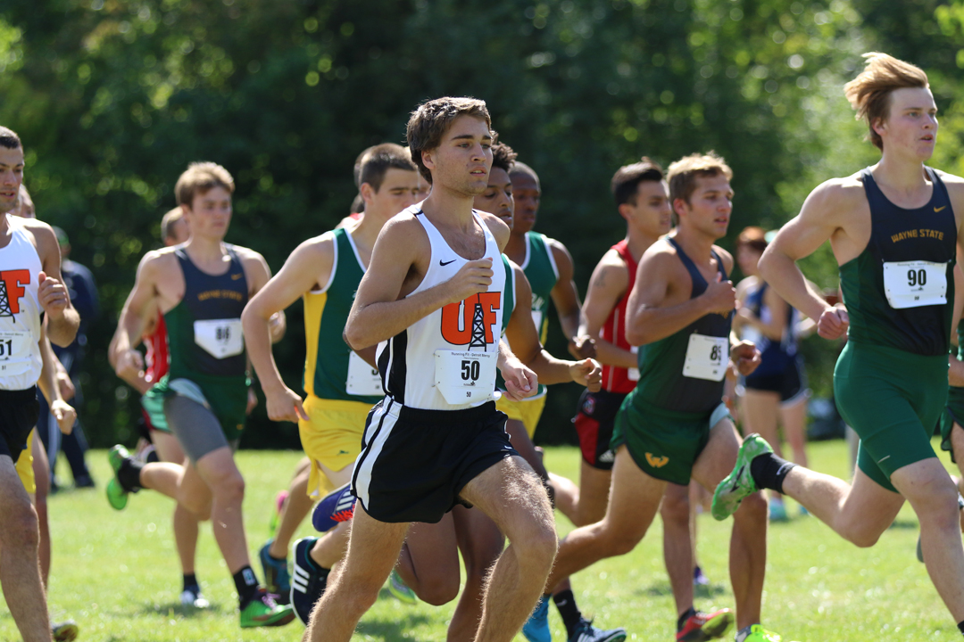Oilers Compete at All-Ohio Championship