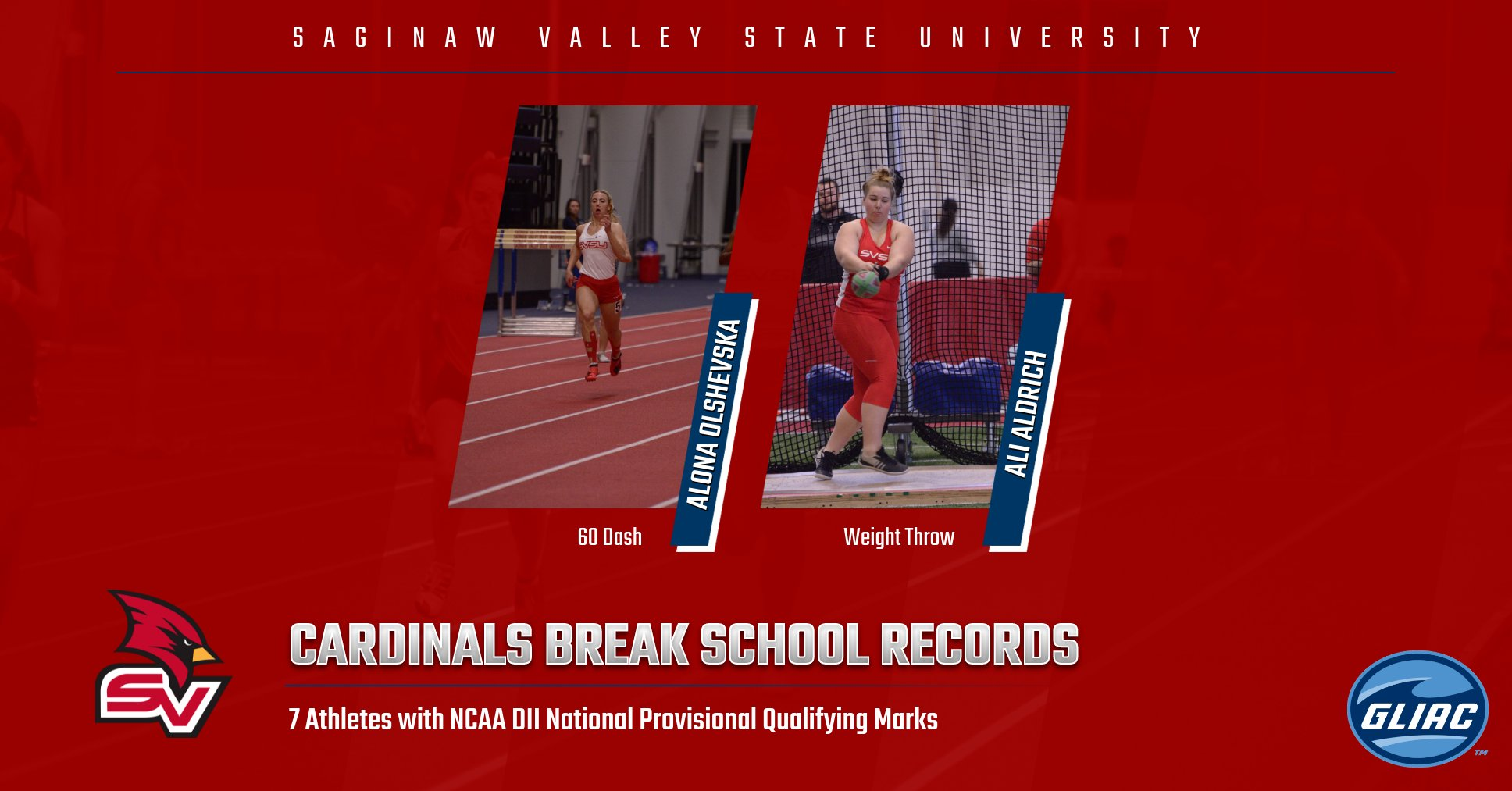 Cardinals Set New School Records in Home Opener