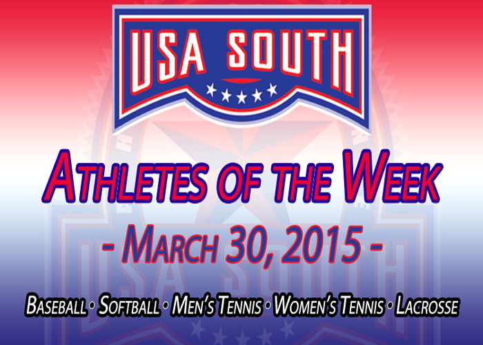 Huntingdon's Selph named USA South Softball Rookie Pitcher of the Week