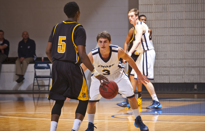 Emory Men's Basketball Winds Up Regular-Season Home Schedule With Games vs. NYU & Brandeis
