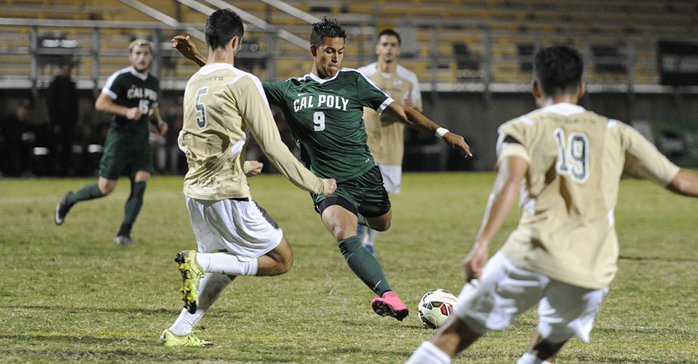 Cal Poly Takes Step Toward Big West Tournament with 2-1 Victory
