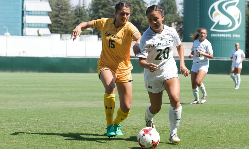 WOMEN'S SOCCER PICKS UP POINT WITH SCORELESS DRAW IN IDAHO