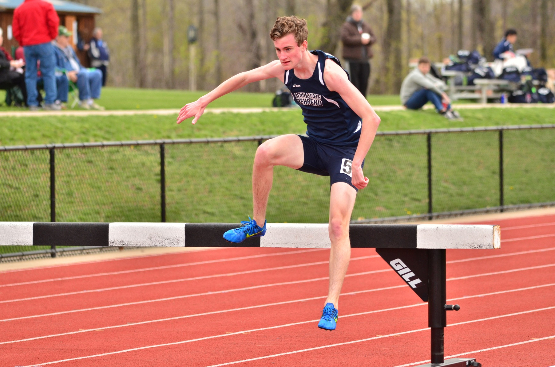 Men's Track and Field Host Behrend Invitational