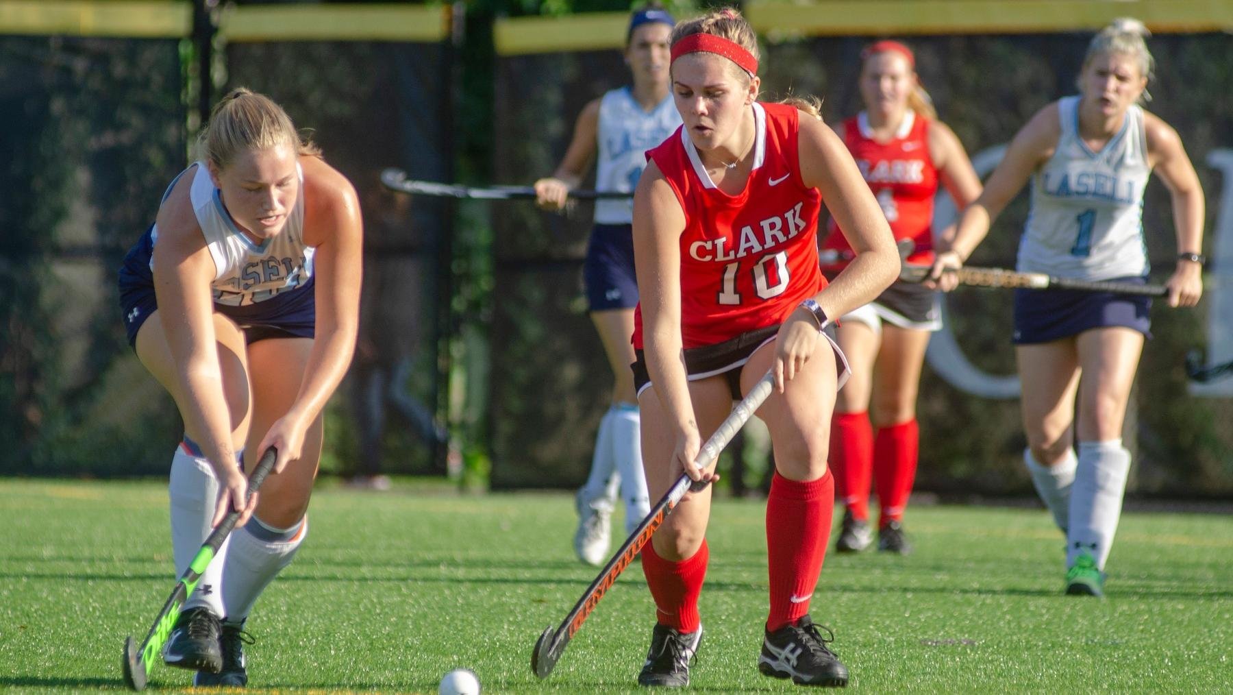Field Hockey Faces Setback to Lasell