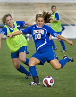 Simon's Late Goal Gives Gauchos 1-1 Tie with Visiting UNLV