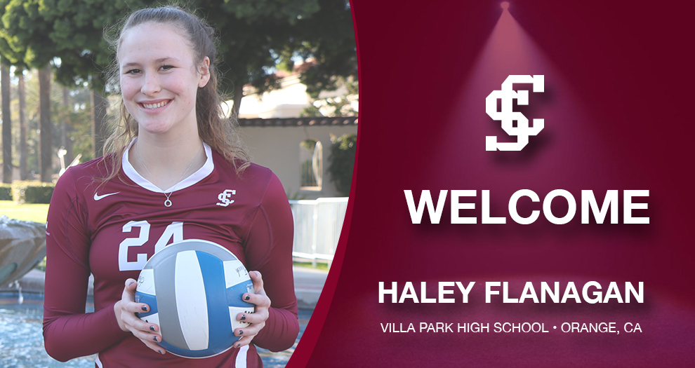 Meet the Future of Santa Clara Volleyball – Haley Flanagan