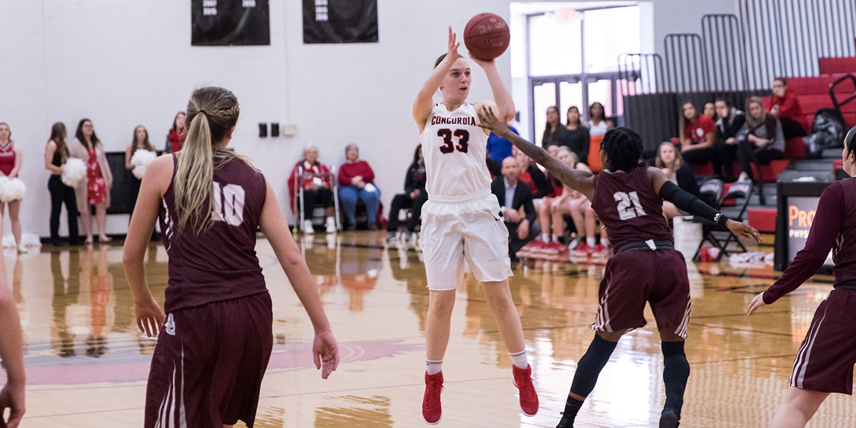 Photo for Weekly Notes: Women's basketball fighting for WHAC seeding