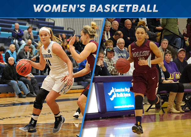 Northwood's Nurenberg, Walsh's Wooten Earn GLIAC Women's Basketball Player of the Week Accolades