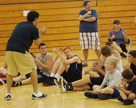 Basketball Summer Camps set for California School for the Deaf-Fremont, Texas School for the Deaf