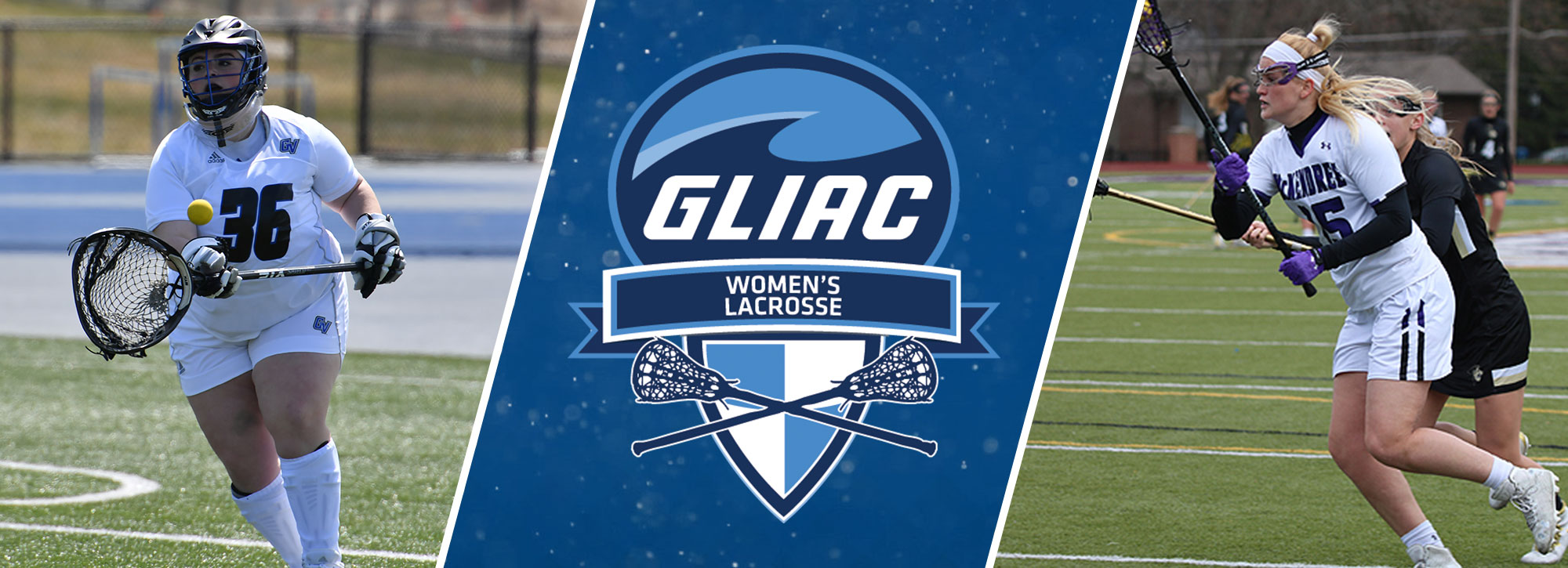 GVSU's DeMilia, McKendree's Salthouse Selected GLIAC Lacrosse Players of the Week