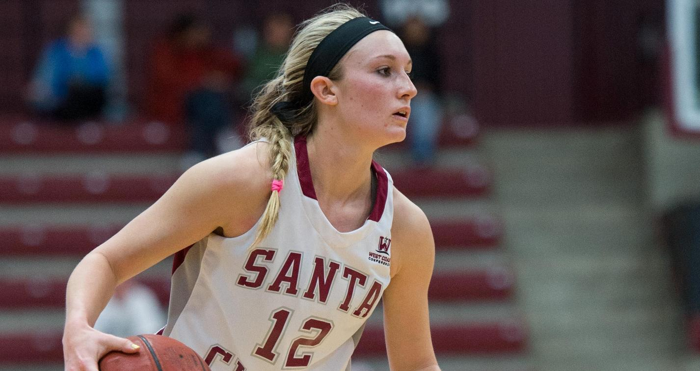 Nici Gilday Named Women's Basketball Player of the Week