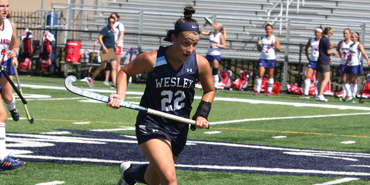 No. 9 Salisbury tops field hockey
