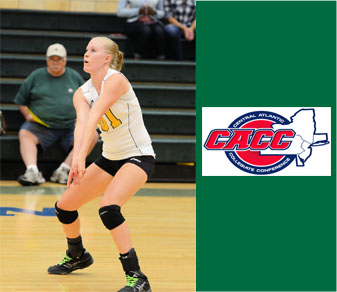 Emerson Voted To All-CACC Second Team