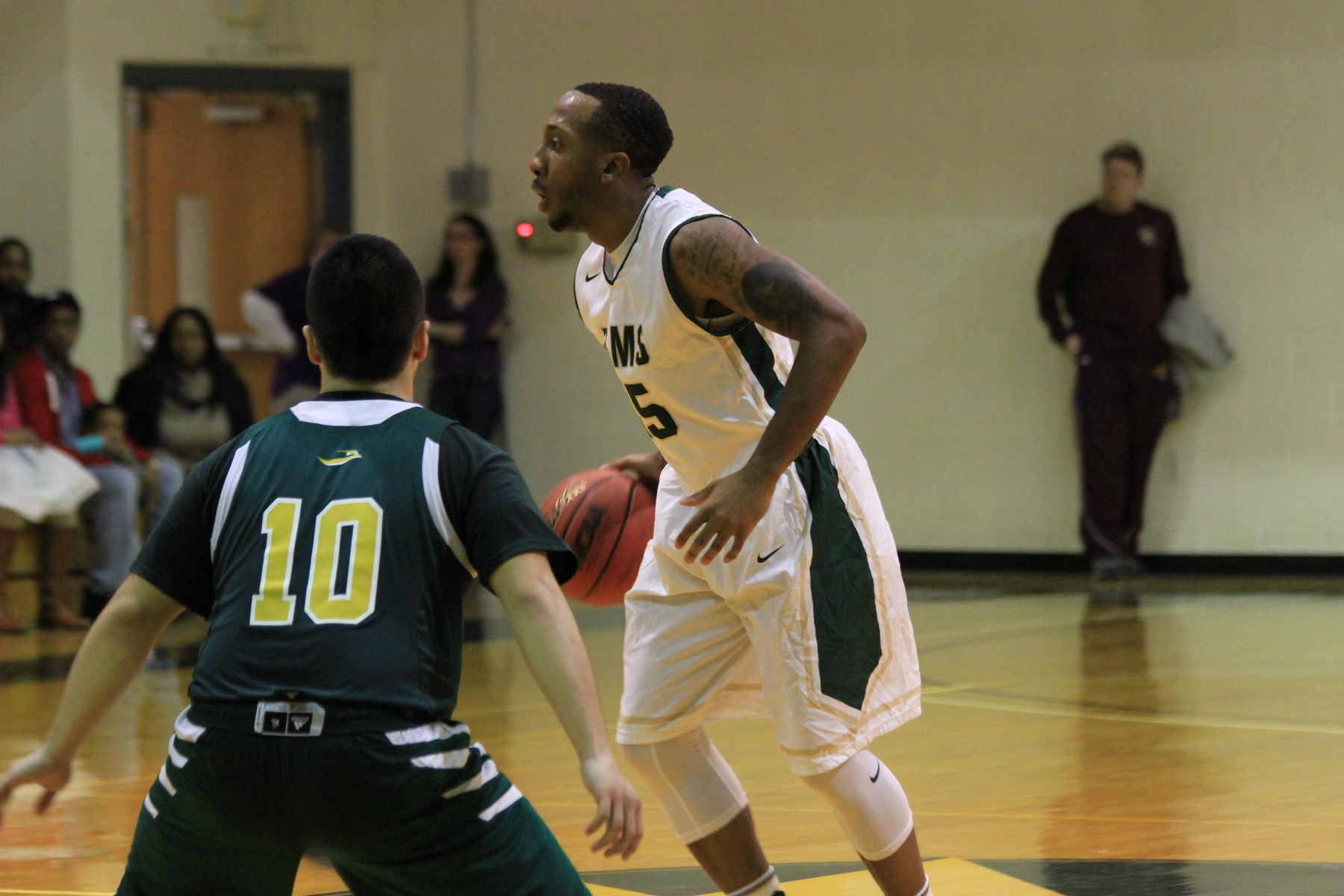 Men's Basketball Falls To RPI