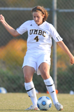 Rachel McKee scored her first career goal against the Hawks last season.