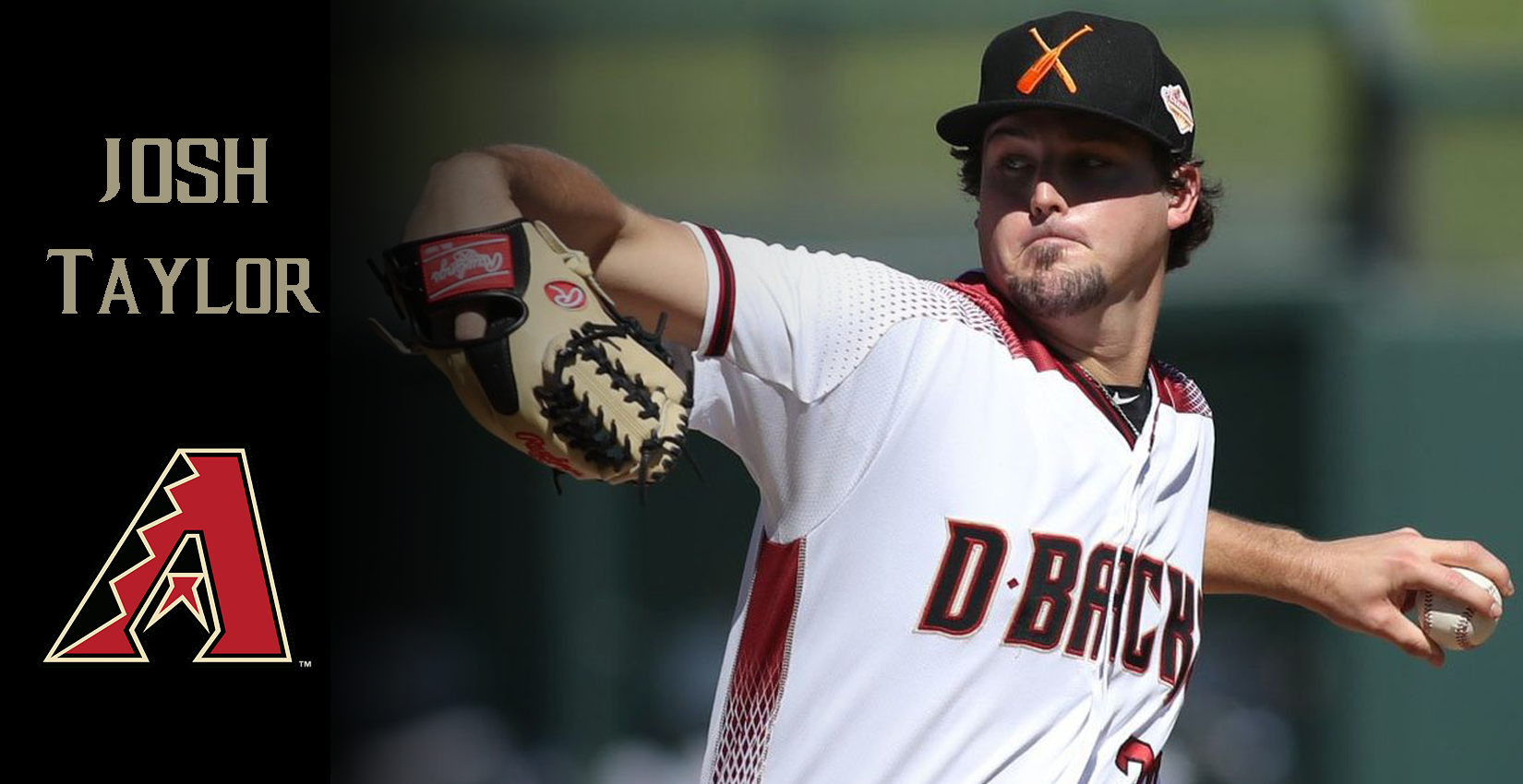 Former Bobcat Southpaw Josh Taylor Competing in Diamondbacks Spring Training