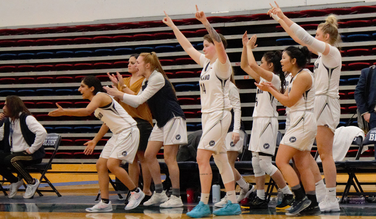 Women Earn Split With Top-Ranked VIU