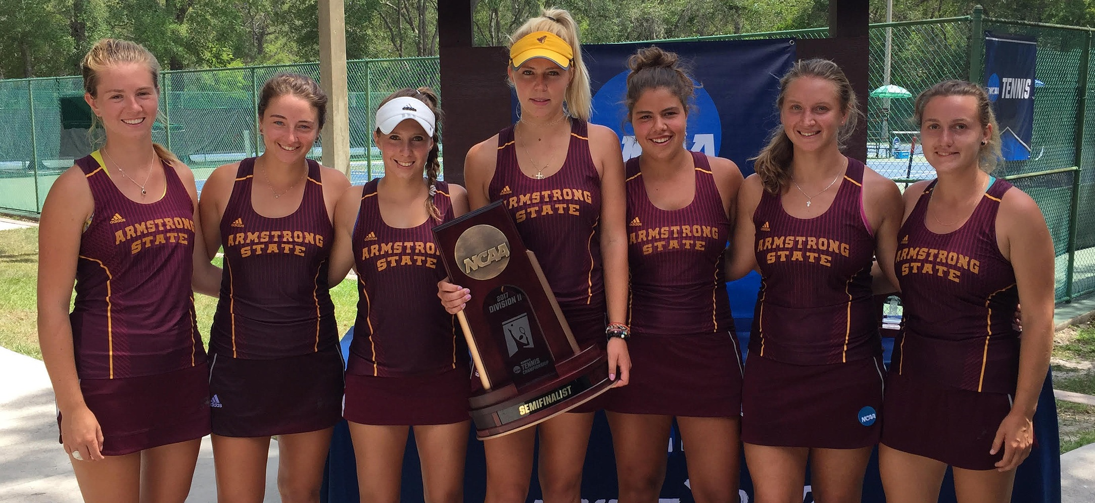 No. 2 Barry Knocks No. 5 Armstrong State Women's Tennis From NCAA Semifinals, 5-1