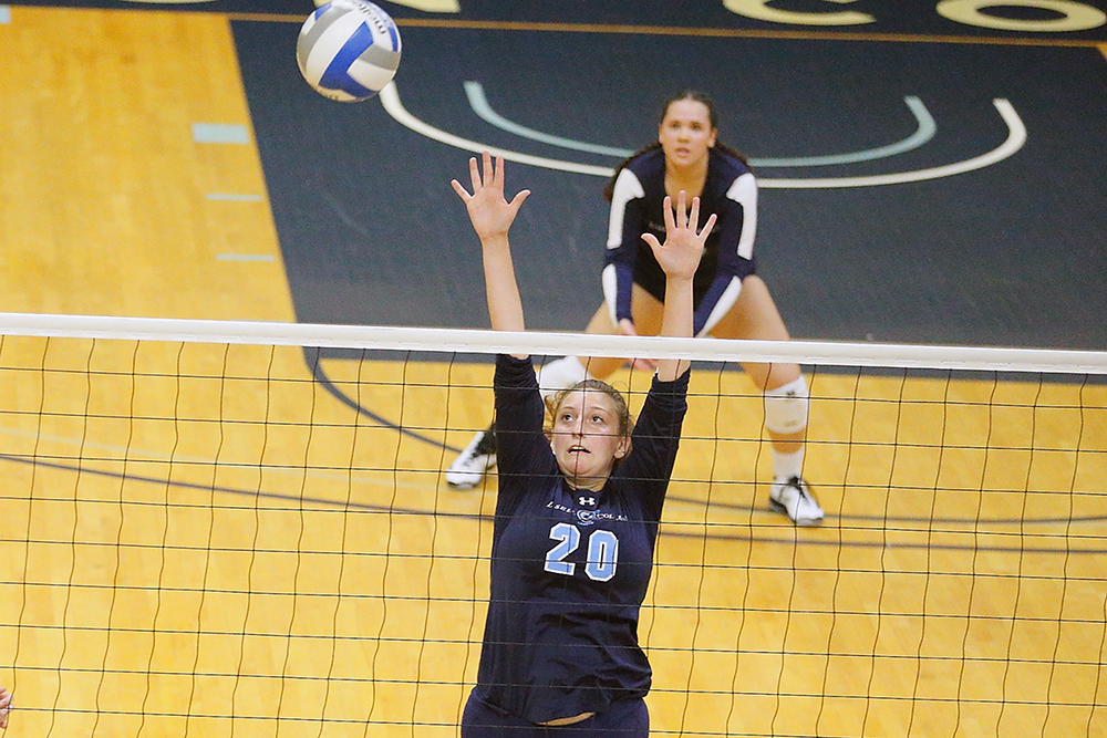 WVB: Lasell drops non-conference match at Bridgewater State