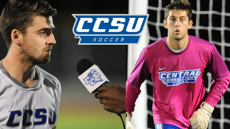 Walmsley, Abele Named Scholar All-East Region