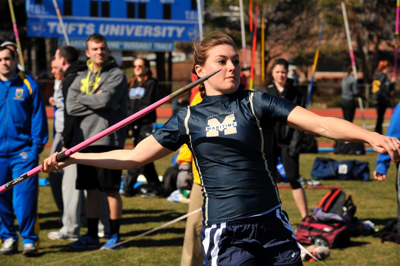 Poh, Soar Lead Outdoor Track & Field To 11 Top Five Finishes At Eastern Connecticut Invitational