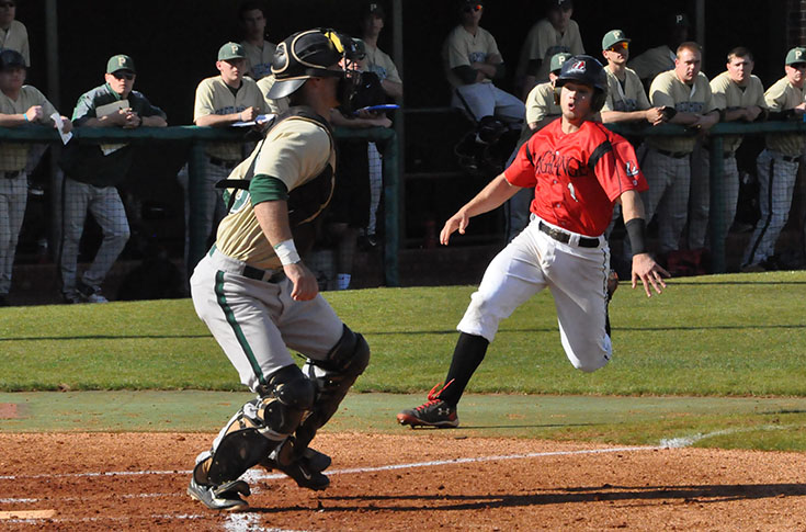 Baseball: Piedmont downs Panthers to take USA South conference series