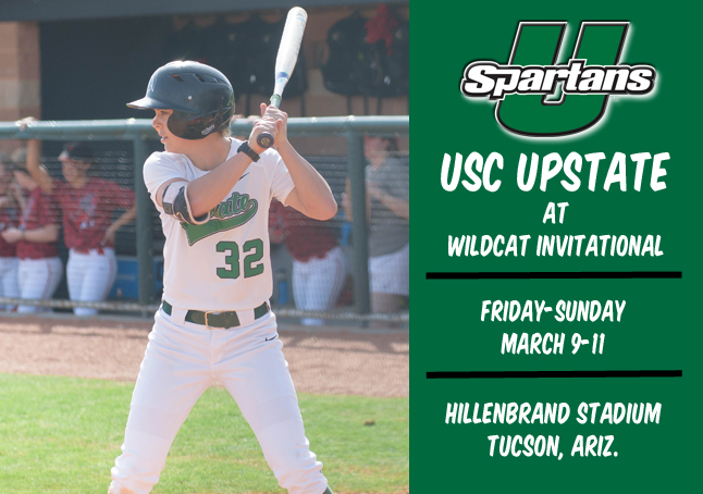 USC Upstate Heads to Arizona for Wildcat Invitational