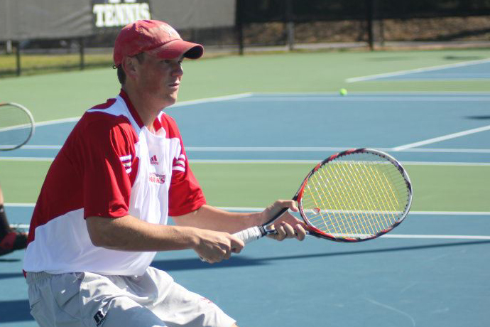 Huntingdon men's tennis rolls past LaGrange