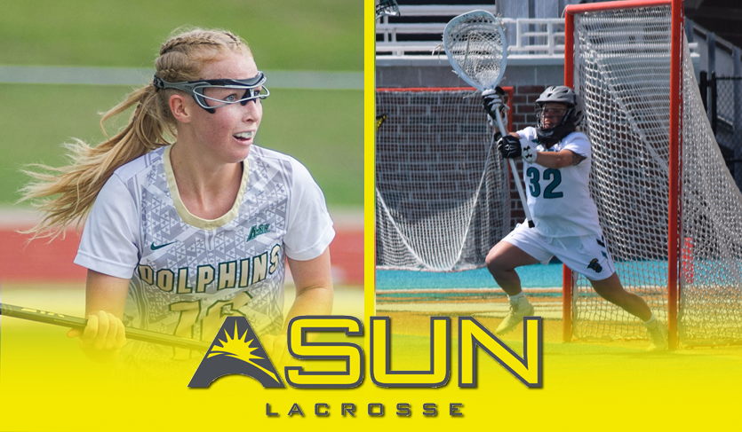 JU's Hiron & CCU's Barrett Close Out @ASUNWLax Weekly Honors