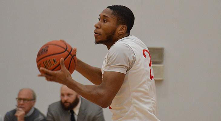 Men's Basketball Beaten By Morrisville