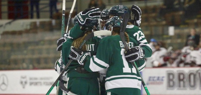 Dartmouth ends season with a tie against Brown