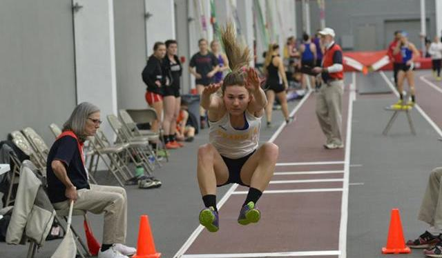 Women's Track Finishes 6th at HCAC Indoor Championships: Several Earn All-Conference Honors