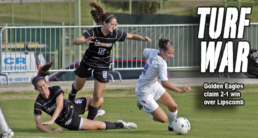 Tech defends home turf, claims 2-1 win over Lipscomb