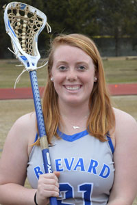 W. Lacrosse: Mackenzie Williams