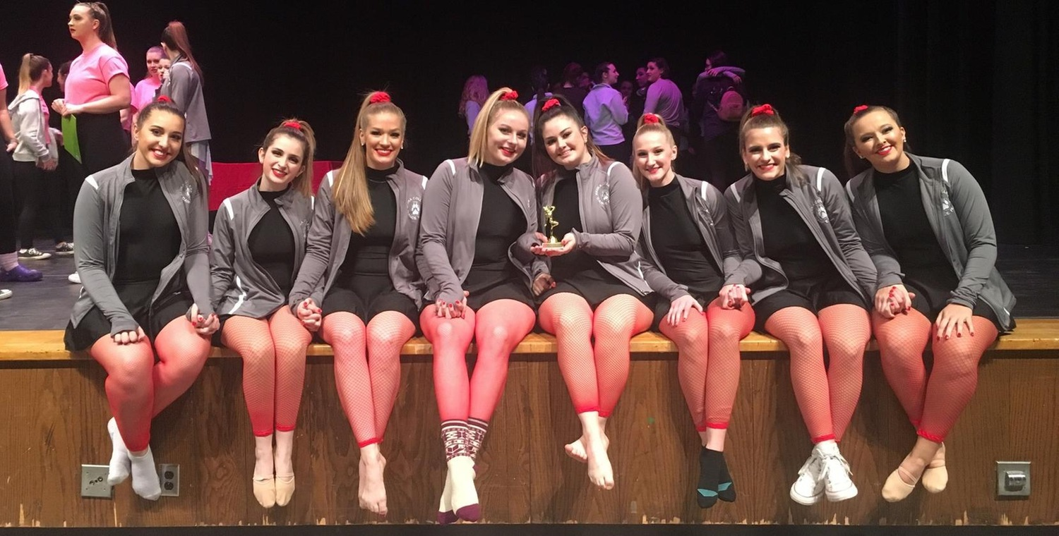 Keuka College Dance Competes at SUNY Cortland