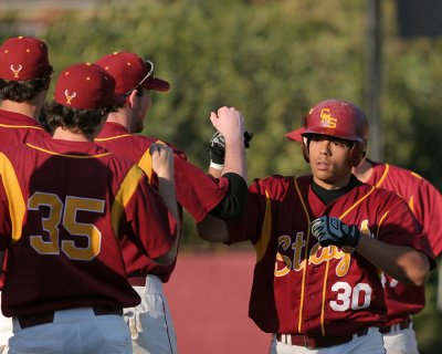 CMS Sweeps Cal State East Bay