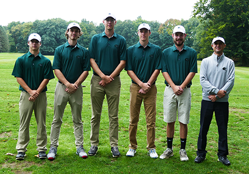 Men's Golf Team Takes final Dual match of the Fall as Gators beat CMSV