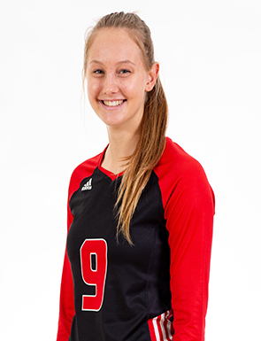 Emma Parker, Women's Volleyball