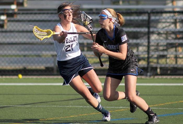 Women's Lacrosse Dropped by Mary Washington