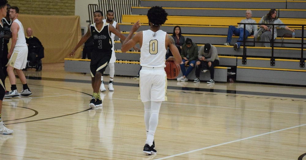 Mariners Men's Basketball Falls To Victor Valley 61-54 At Foothill Tournament