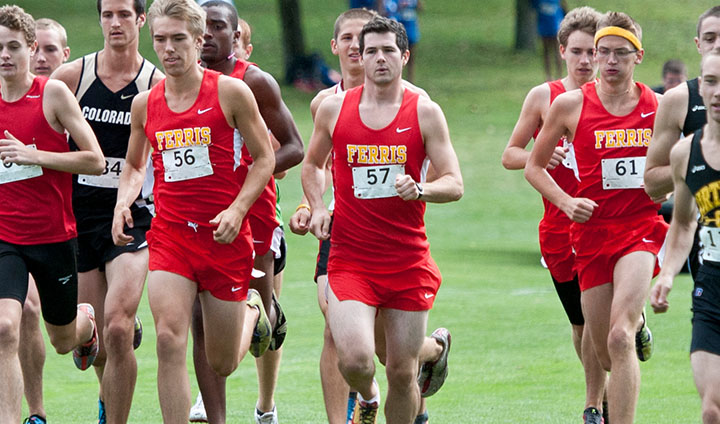 SEASON PREVIEW: Bulldog Men's Cross Country Heads Into 2013 With Optimism