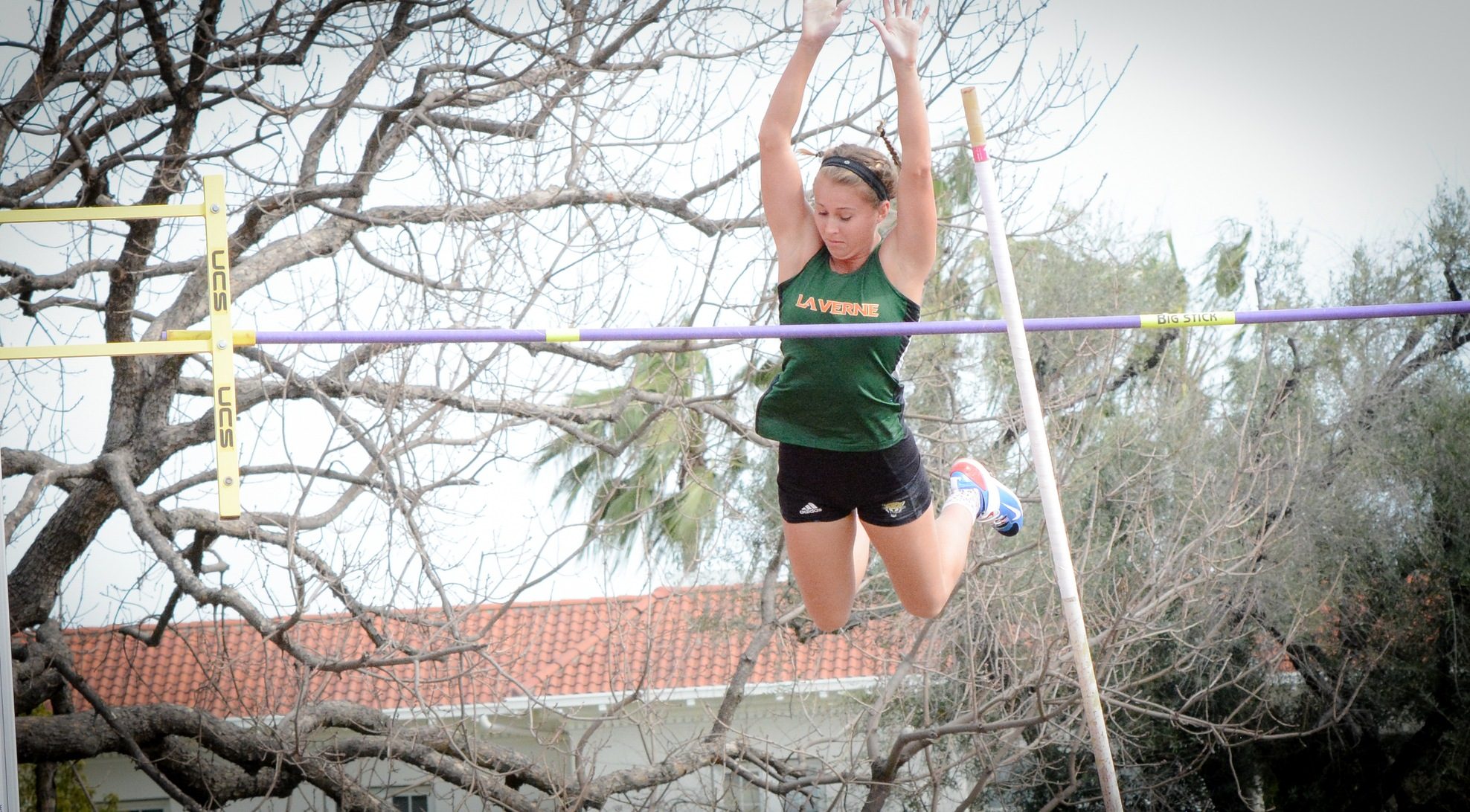 Women's Track and Field competes at Pomona-Pitzer Invitational